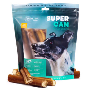 Jumbo Bully Sticks for Dogs