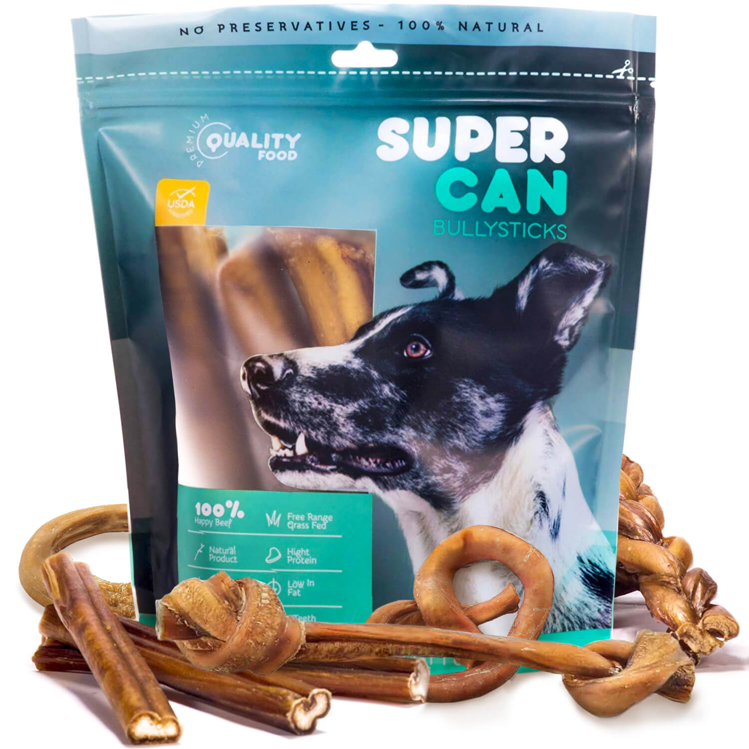 SuperCan Dog Chews Variety Pack