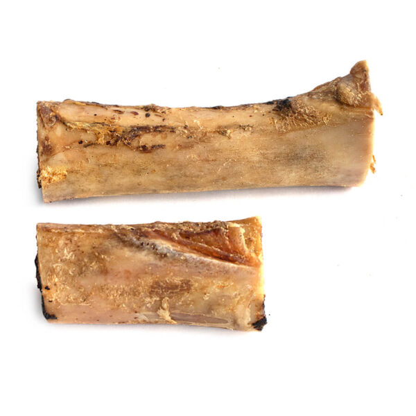 supercan bully sticks beef stuffed marrow bones dog treats
